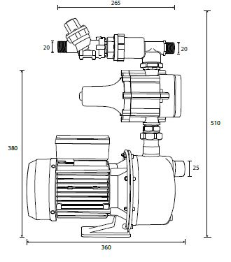 Water Pumps For Irrigation Systems Water Powered