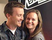 Trevor & Becky Gingerich