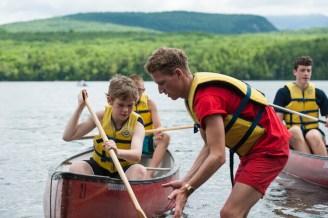 Canoeing clinic