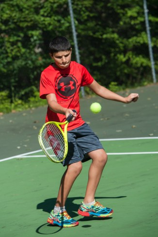 tennis sport games boys summer camp sleepaway new england