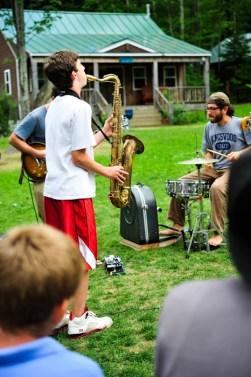 Music on Pines Field