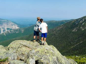 hiking views nature boys summer camp kingswood sleepaway