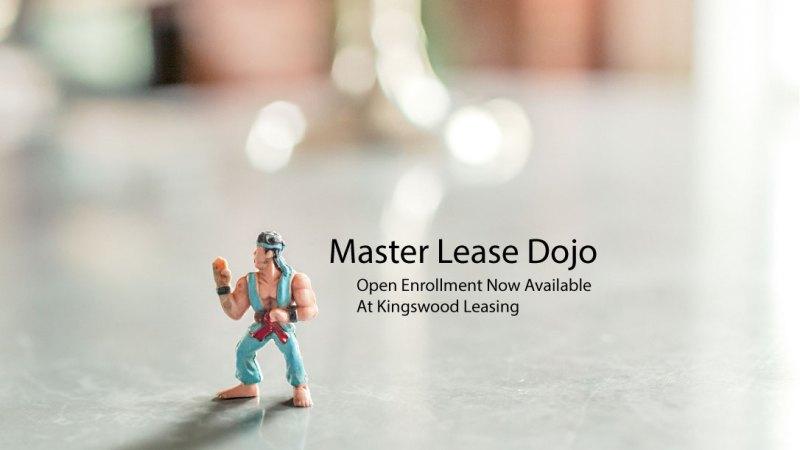 Kingswood Master Lease Dojo
