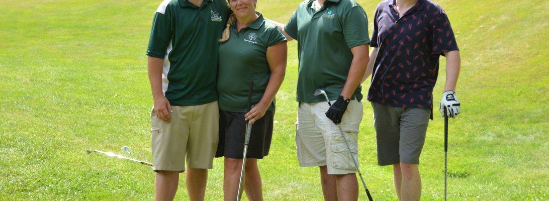 Kingswood Leasing Cliff Metcalfe III Golf Team