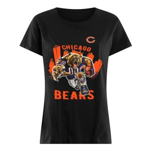 Chicago Bears Logo  Classic Women's T-shirt