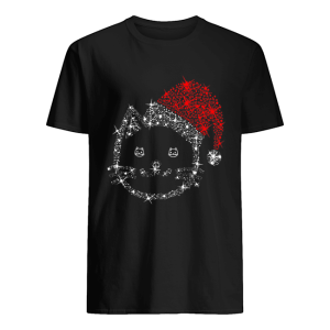 Hello Kitty Santa Diamond Christmas  Classic Men's T-shirt