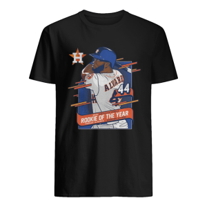 Houston Astros Yordan Alvarez 2019 AL Rookie of the Year  Classic Men's T-shirt