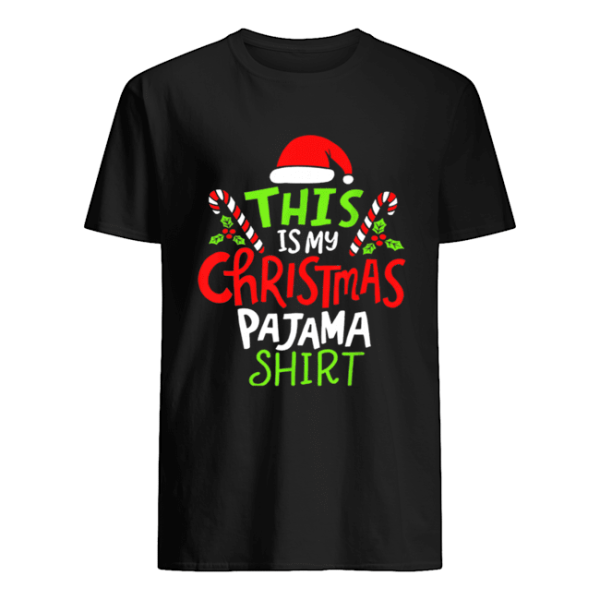 Premium This Is My Christmas Pajama  Classic Men's T-shirt