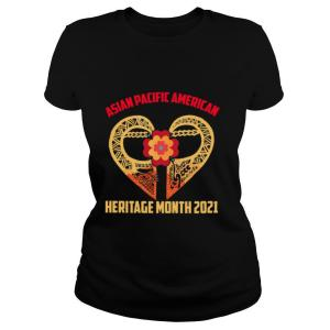 Asian Pacific American Heritage Month 2021 shirt
