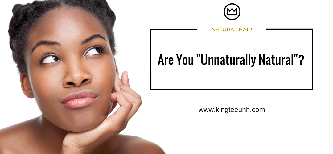 """Are  You """"Unnaturally"""" Natural?"""