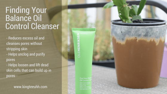 Ole Henriksen Cleanser Review Kingteeuhh