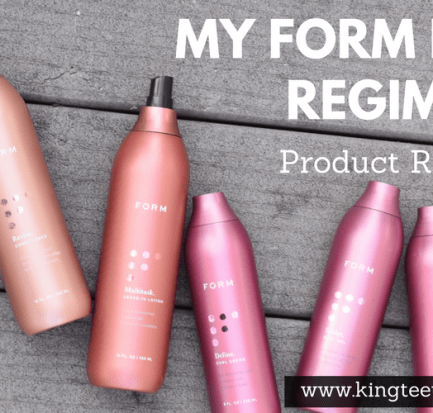 KT FORM Beauty Product Review