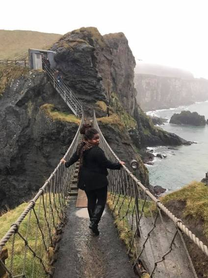 Northern Ireland - Rope Bridge