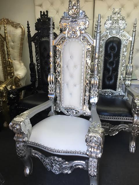 King Throne Chair Rental