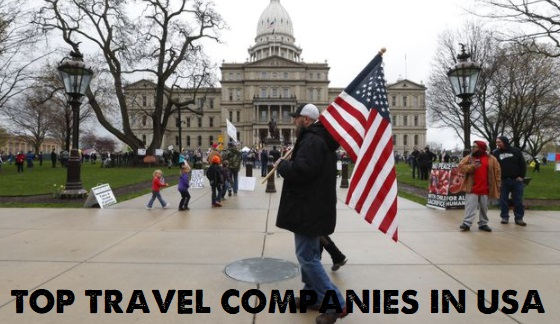 top travel companies in usa