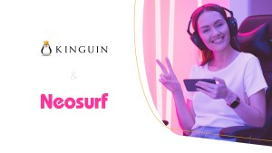 Kinguin partners with Neosurf