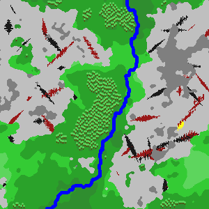 Final map generation output (as of July)