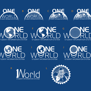 One World SIS Logo Redesign