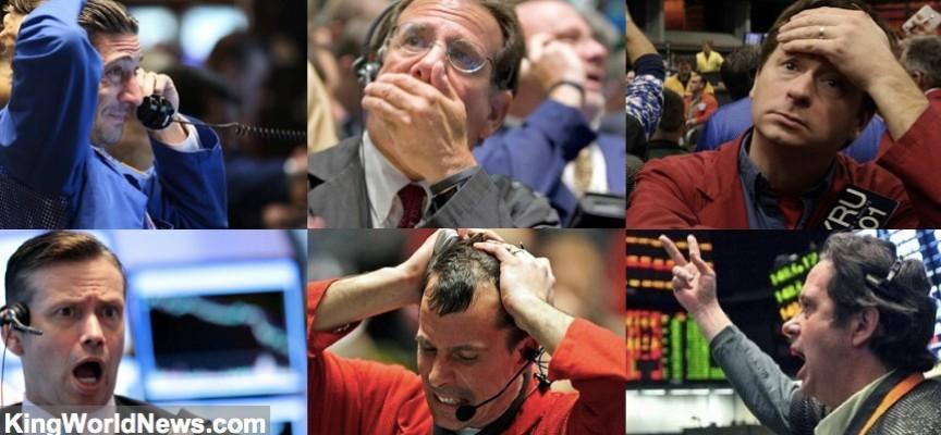 Propagande Augmente tôt avant la collision mondial bien pire que 2008, le chaos complet et à la fin de la foi dans la monnaie fiduciaire