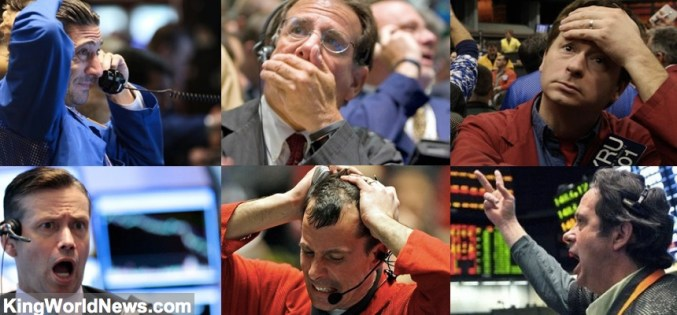 King World News - Is The Public About To Get Torched In A Stock Market Plunge? The Answer Will Shock You