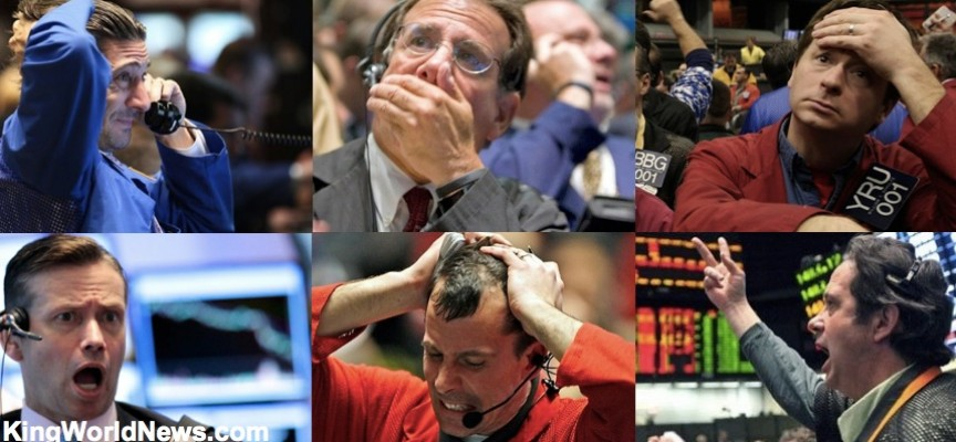 Gerald Celente Warns The Global Crash Of 2016 Will Be Twice As Devastating As The 2008 Collapse