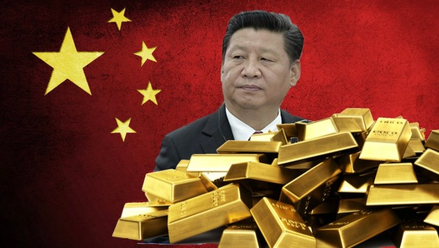 King World News - ALERT: China Now Possesses Up To A Shocking 12,000 Tonnes Of Gold