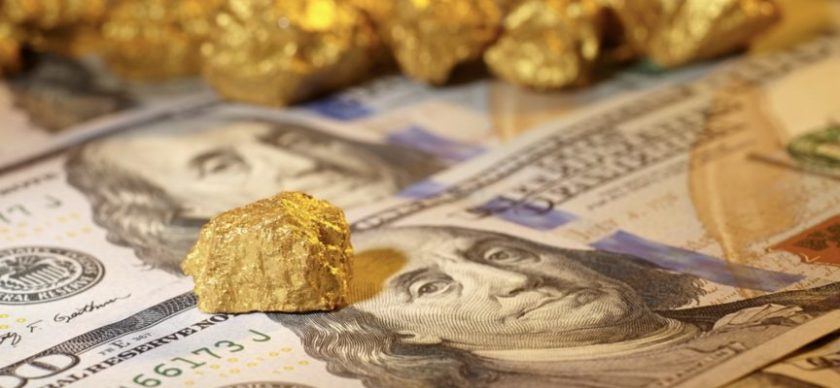 With Respect To Gold, Silver And The Dollar…