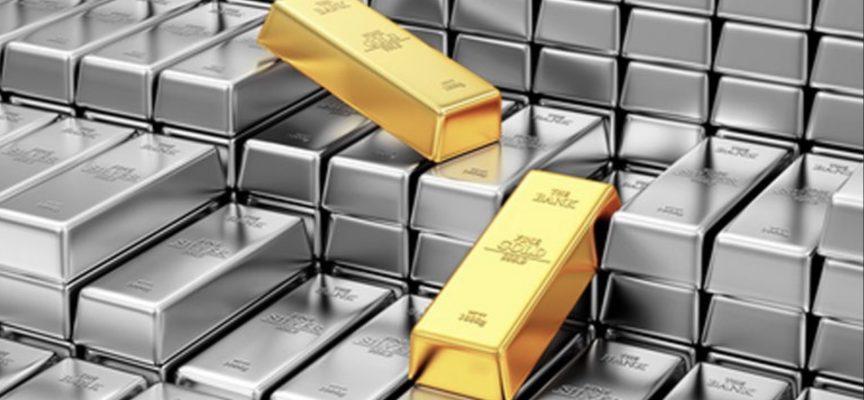 gold silver war heats
