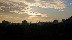 another sunrise in poa