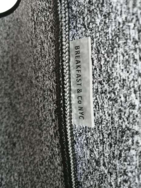 【送料無料】レビュー記載でBFNキーホルダープレゼント!【クーポンで¥8,800★スーパーSALE限定】NY発!BREAKFAST & Co NYC ネオプレンバッグ library bag L 2018AW新作 ネオプレン ネオプレーン トートバッグ レディース マザーズバッグ(state of escape ステート ステイト オブ エスケープ ウィローベイ も注目の最新素材)