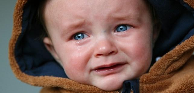 口唇炎が治らない赤ちゃん