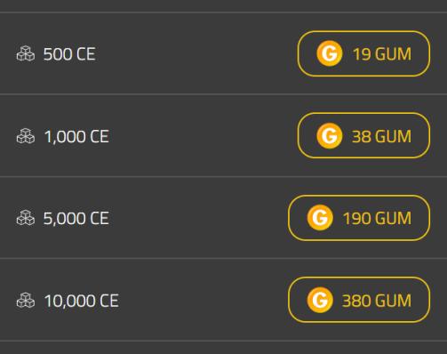 Crypto Energyの購入