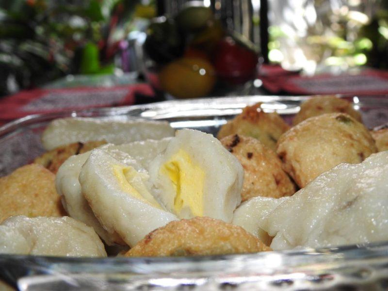pempek telur