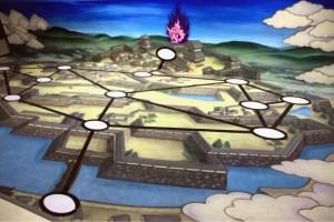 とうらぶ江戸城