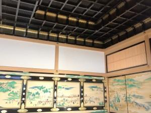 名古屋城本丸御殿天井