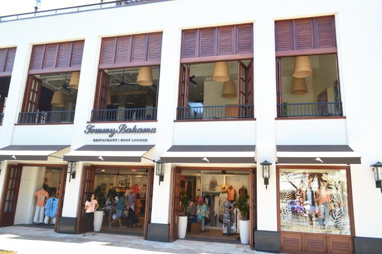 Tommy Bahama Restaurant, Bar & Store(トミーバハマ・レストラン・バー&ストア)
