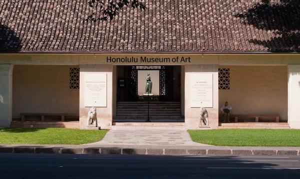 Honolulu Museum of Art(ホノルル美術館)