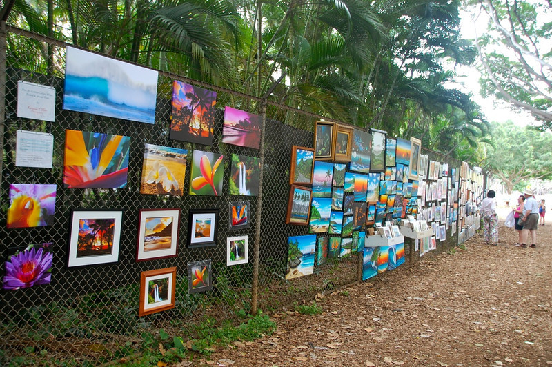 Art on the zoo fence(アート・オン・ザ・ズー・フェンス)