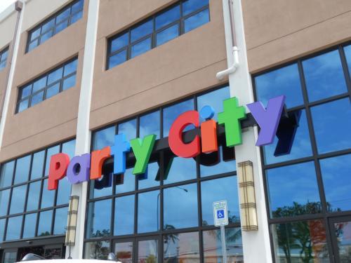 Party City(パーティー・シティ ホノルル店)