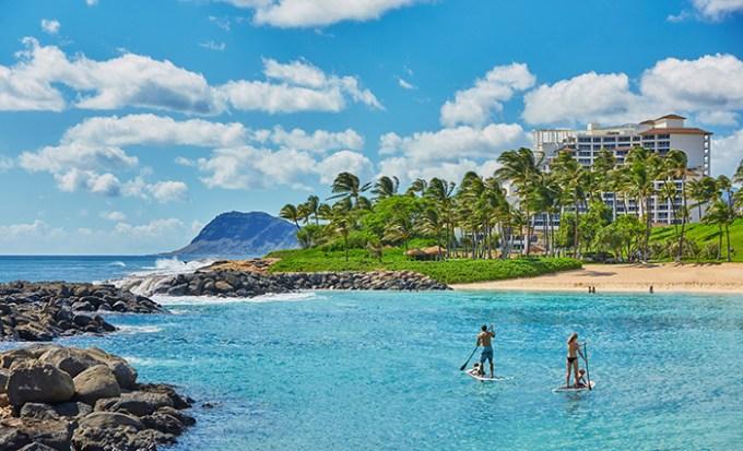 Four Seasons Resort Oahu at Ko Olina(フォーシーズンズ・リゾート・オアフ・アット・コオリナ)