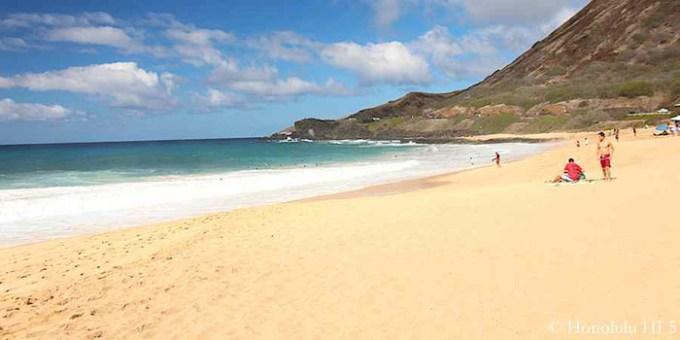 Sandy Beach(サンディー・ビーチ)