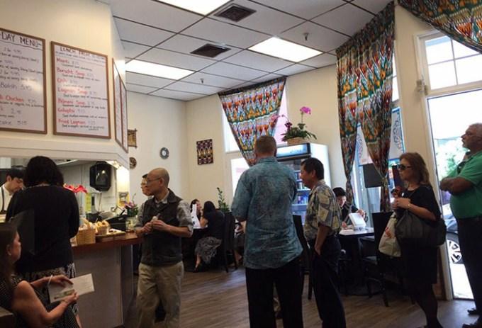Silk Road Cafe(シルクロード・カフェ)とは