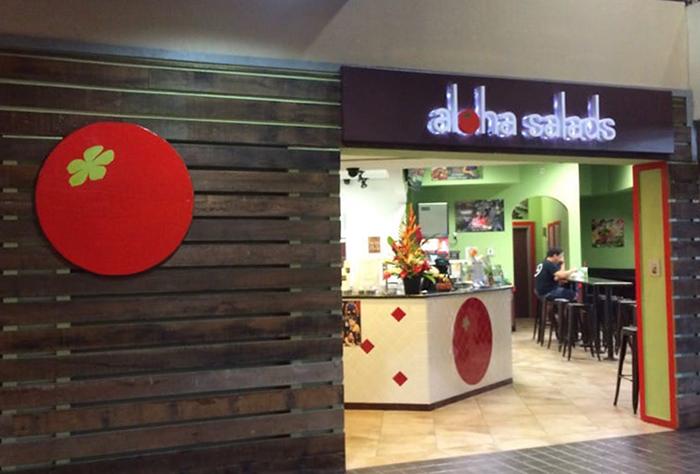 Aloha Salads - Pearlridge Center Downtown(アロハ・サラダ パールリッジセンター・ダウンタウン店)
