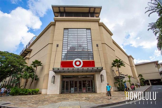 アラモアナ・センターに「Target Ala Moana(ターゲット アラモアナ店)」が10月22日にグランドオープンするそうです!