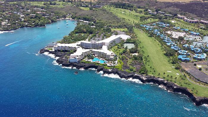 Sheraton Kona Resort & Spa at Keauhou Bay(シェラトン・コナ・リゾート&スパ・アット・ケアウホウ・ベイ)