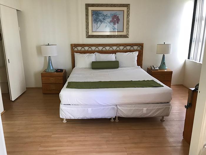 Waikiki Banyan(ワイキキ・バニアン)ベッドルーム