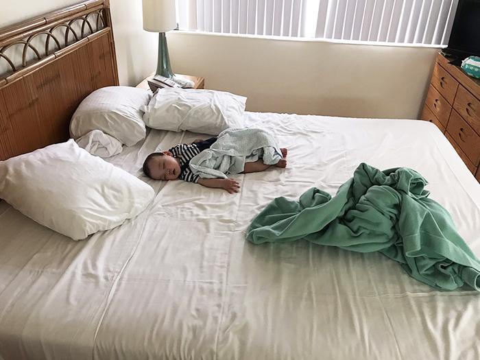 Waikiki Banyan(ワイキキ・バニアン)のベッドルーム