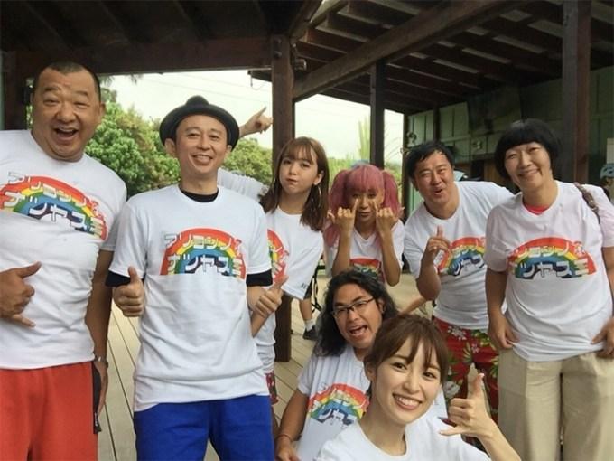 藤田ニコルさんデザインのTシャツ