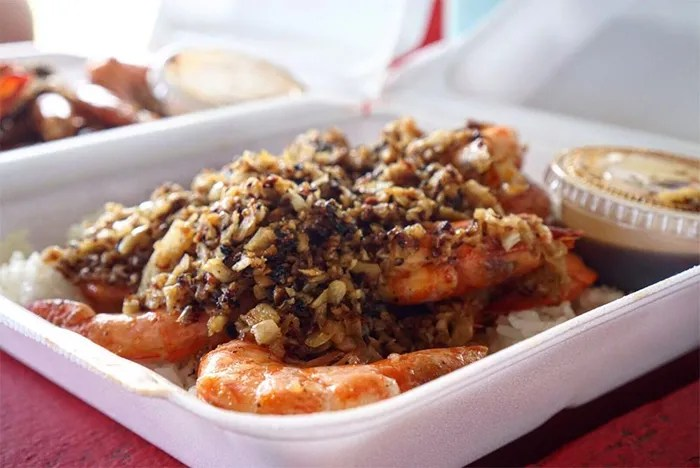 Romy's Kahuku Prawns & Shrimp(ロミーズ・カフク・プローンズ&シュリンプ)