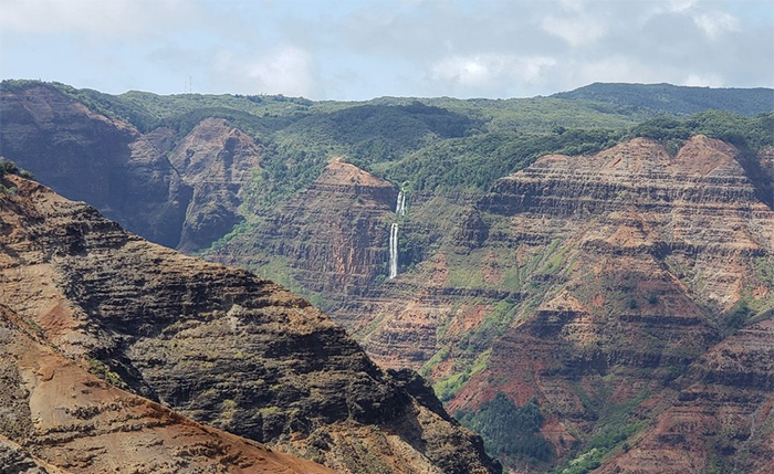 Waimea Canyon State Park(ワイメア・キャニオン州立公園)